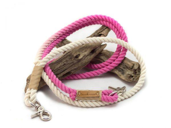 Pink Poison Tauleine für Hunde