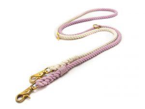 Tauhalsband Lavender für Hunde - taukunst Manufaktur